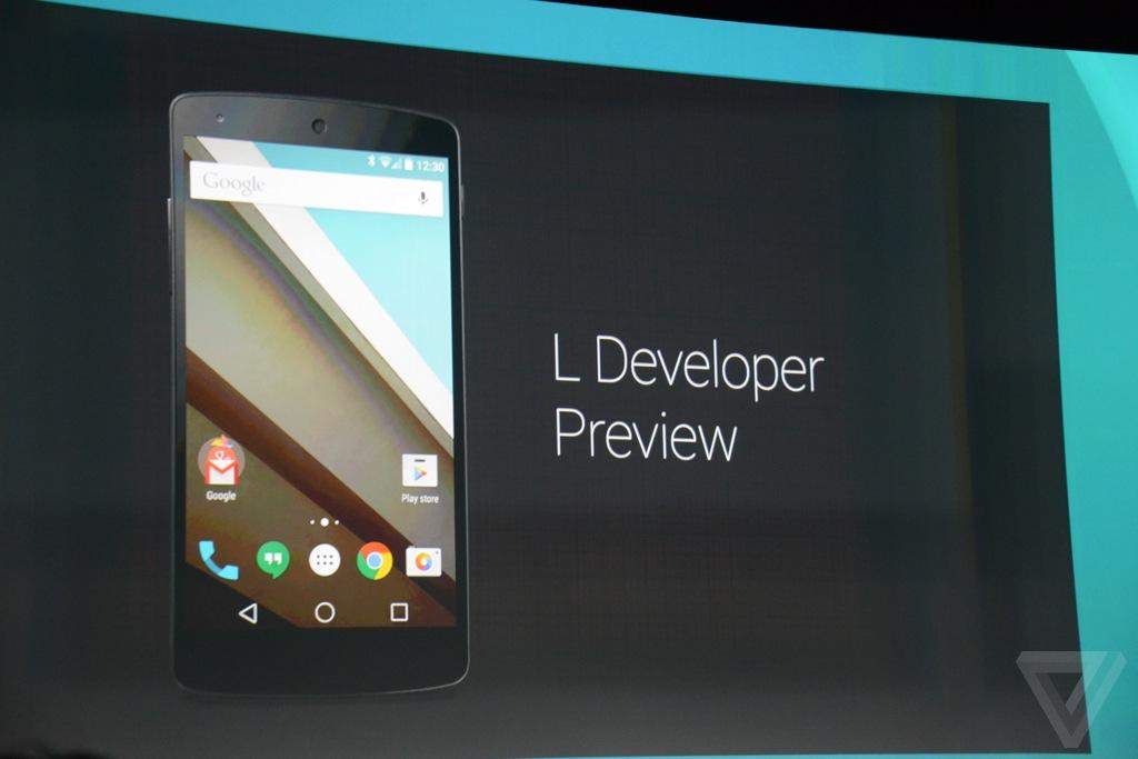 Как установить Android L? Инструкция