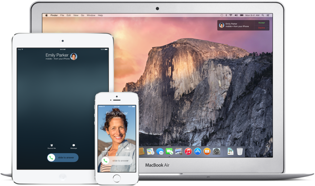 IOS 8 и OS X Yosemite beta 2 - что же нового?